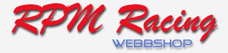 RPM Racing Webbshop